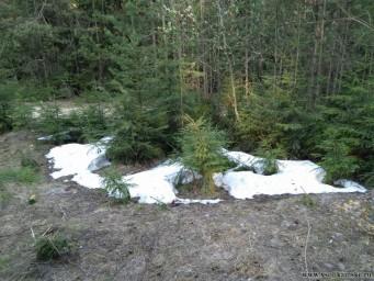 Немного майского снега