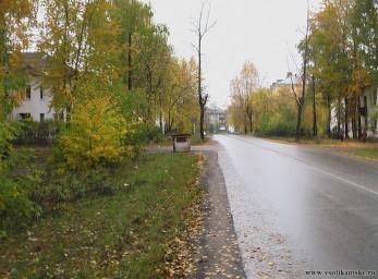 Вид в сторону ДК з-да Урал