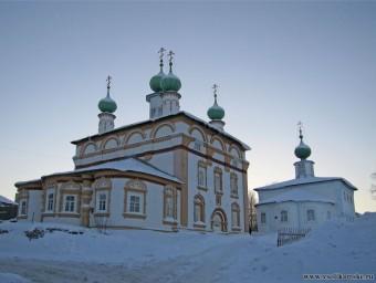 Спасская и Архангельская церкви13046
