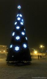 Новогодняя елочка 2011-2012