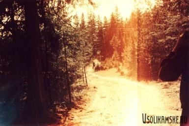 Боровск.  Здесь мы ходили в Соликамск.1962.jpg