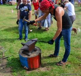 Фестиваль Огни Гефеста - 2016. Зарисовки