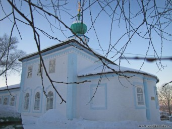 Спасская и Архангельская церкви13048