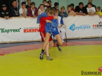 Турнир памяти Дмитрия Усова борьба