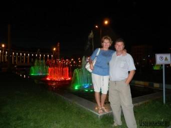Казанские фонтаны