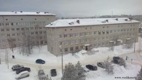 Вид из окна Перинатального центра13769