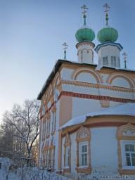 Спасская и Архангельская церкви13054
