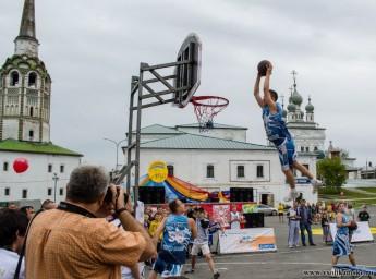 Летающие баскетболисты..12876