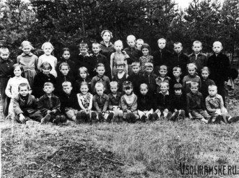 Боровск.  Группа  в  Половодово.  Пионерский лагерь.jpg
