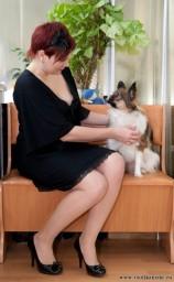 Я с дочкой))