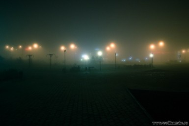 Улица, фонарь