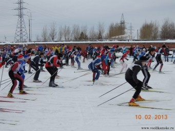 Лыжня России-2013