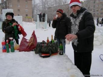 У ёлки в Боровске9330