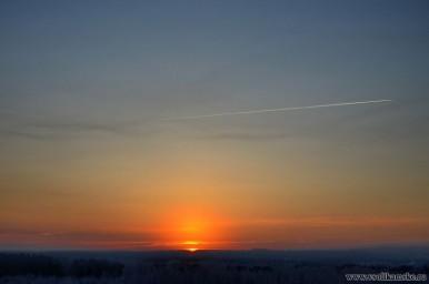 Морозные восходы конца 2012 года12111