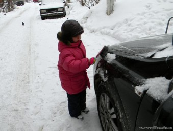 Зимуем в Соликамске