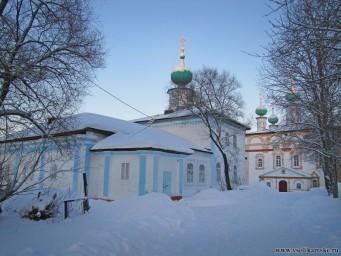 Спасская и Архангельская церкви13049