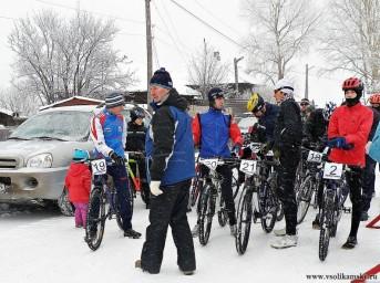 К зимнему велосезону готовы! На старт!