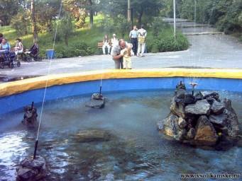 Когда-то в Соликамске был фонтан...