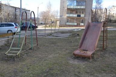 детская площадка12561