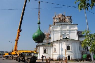 купола троицкого собора13891
