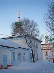 Спасская и Архангельская церкви13051