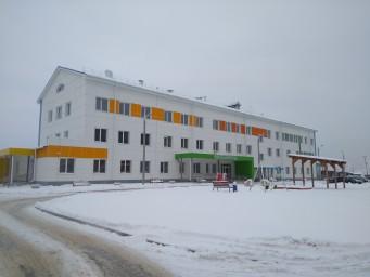 Новая детская больница