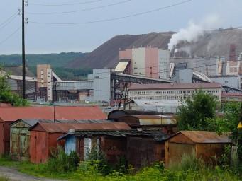 Анашкин хутор. Вид из окна.