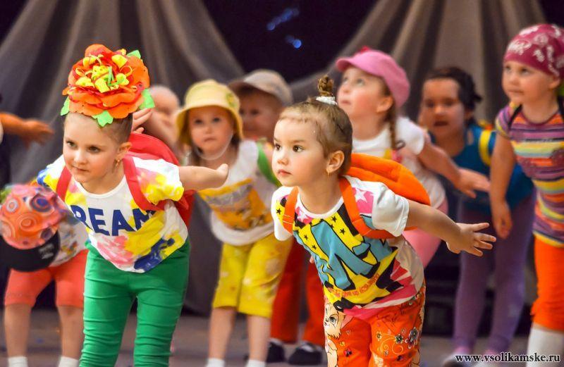 таленто танцы дети
