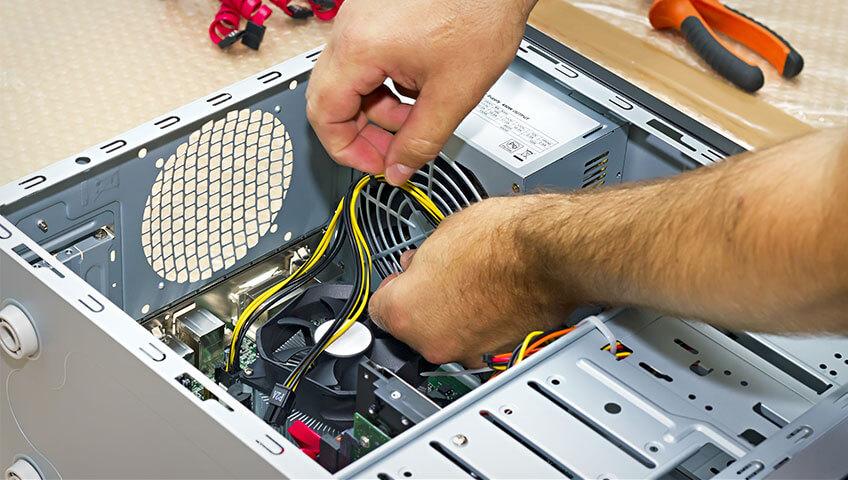 Ремонт персонального компьютера своими руками